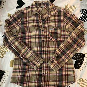 Roxy flannel